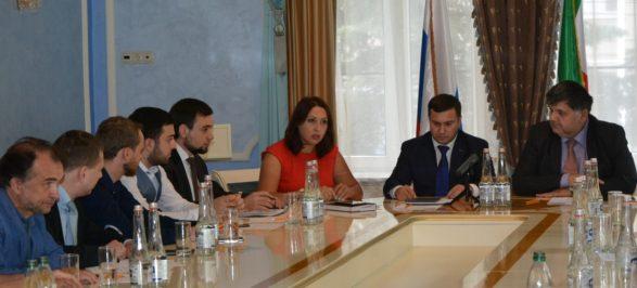Круглый стол в Постпредстве Республики Ингушетия