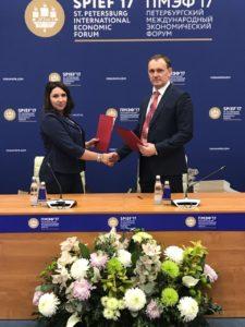Институт развития ГЧП «РЕГИОН» подписал соглашение о сотрудничестве с Красноярским РО «ОПОРА РОССИИ»